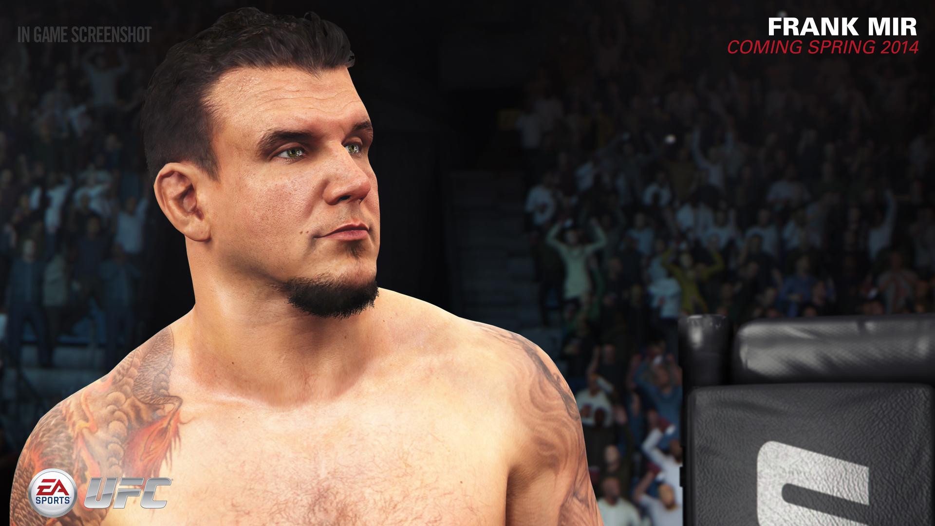 UFC od EA Sports odhaluje další bojovníky 93158