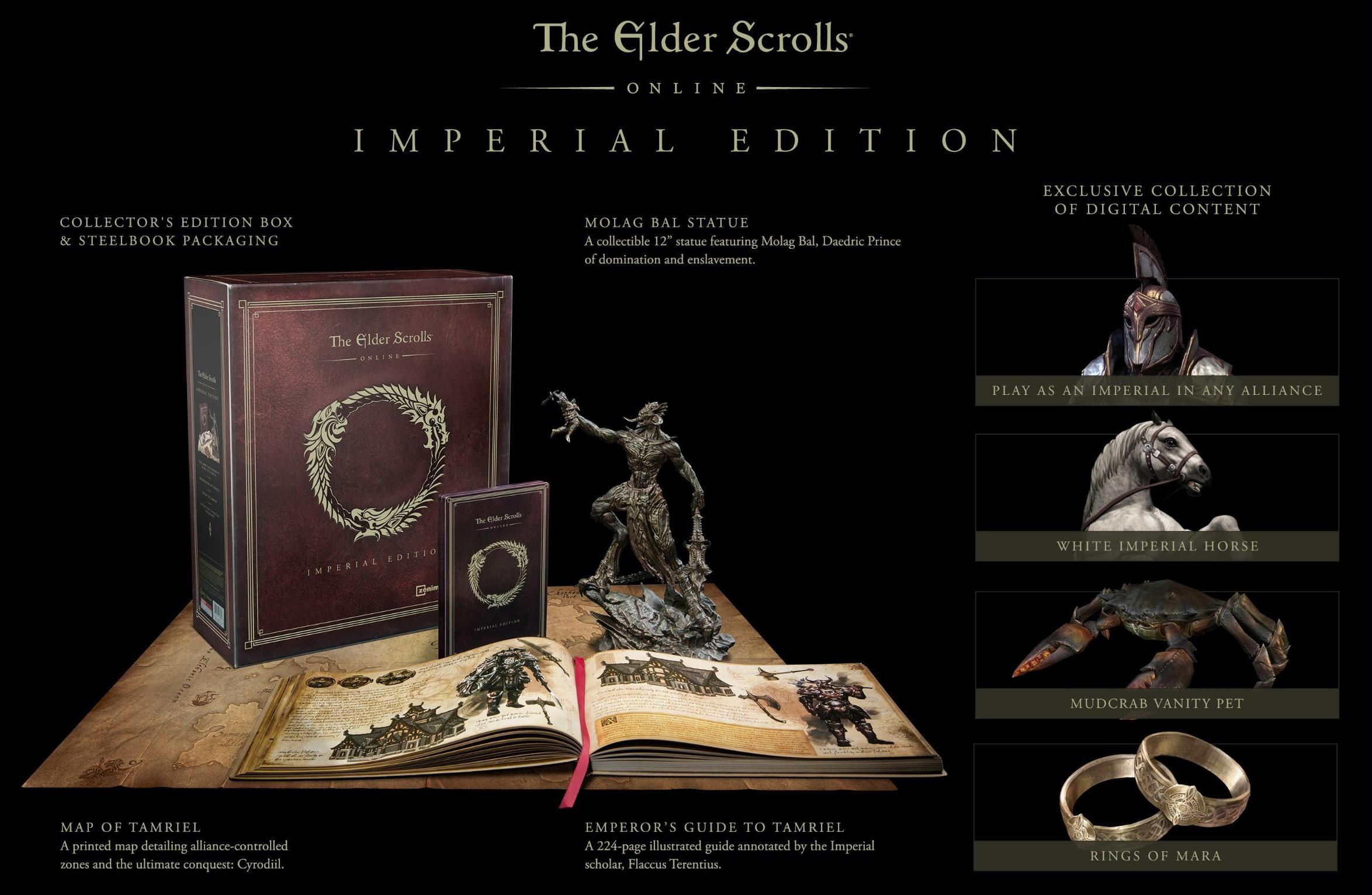 Elder Scrolls Online za skvělou cenu i s bonusy 93188