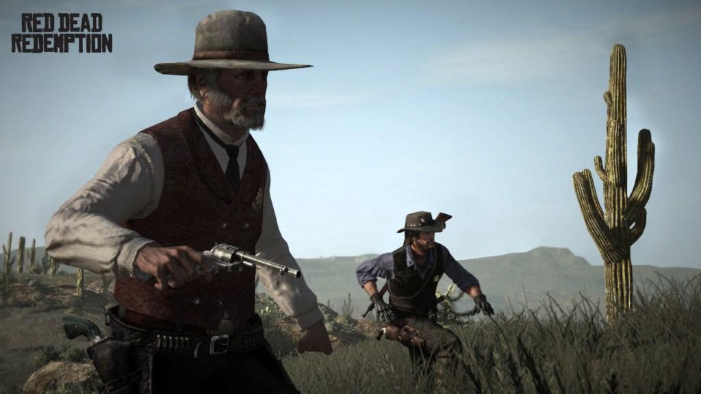 Red Dead Redemption – divoký západ v divokém provedení 932