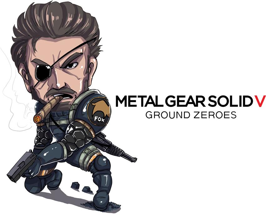 Kojima vysvětluje délku Metal Gear Solid 5: Ground Zeroes 93203