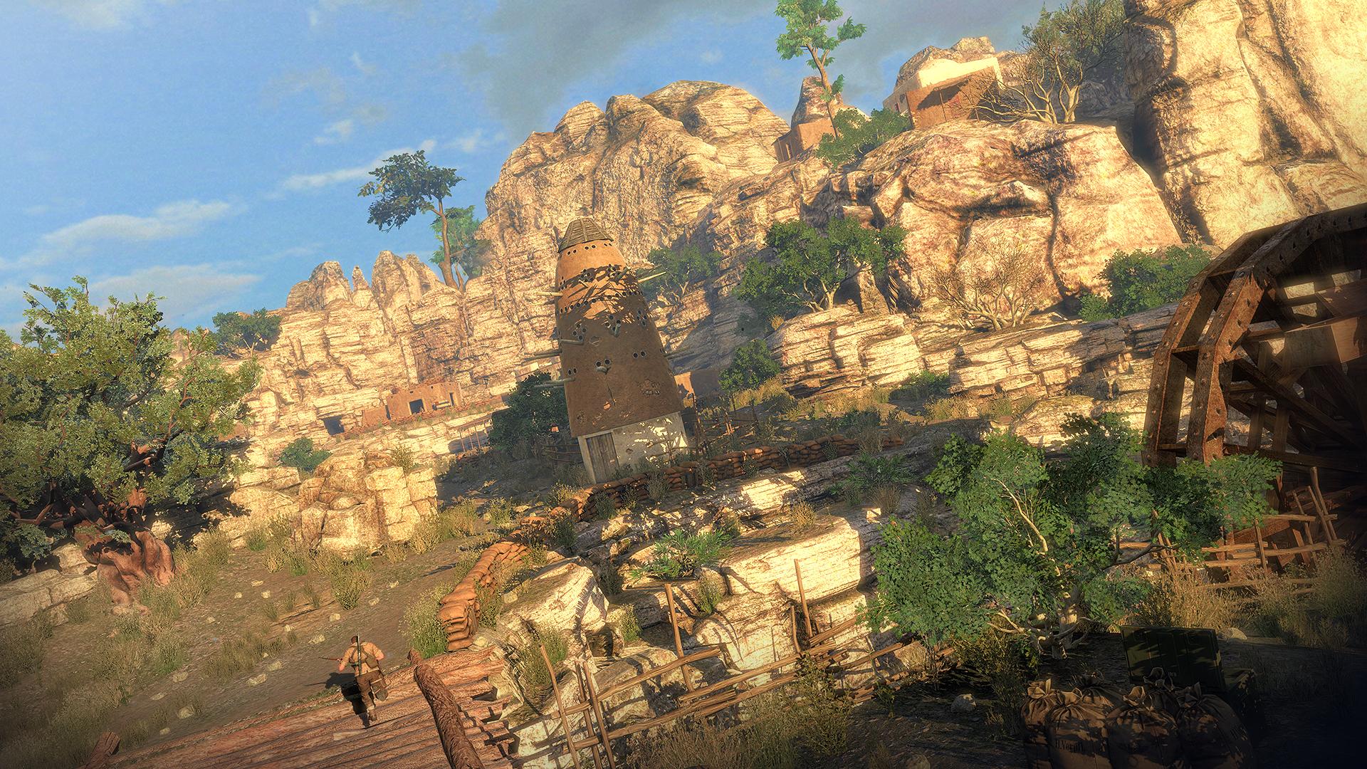 První gameplay záběry a obrázky ze Sniper Elite 3 93219