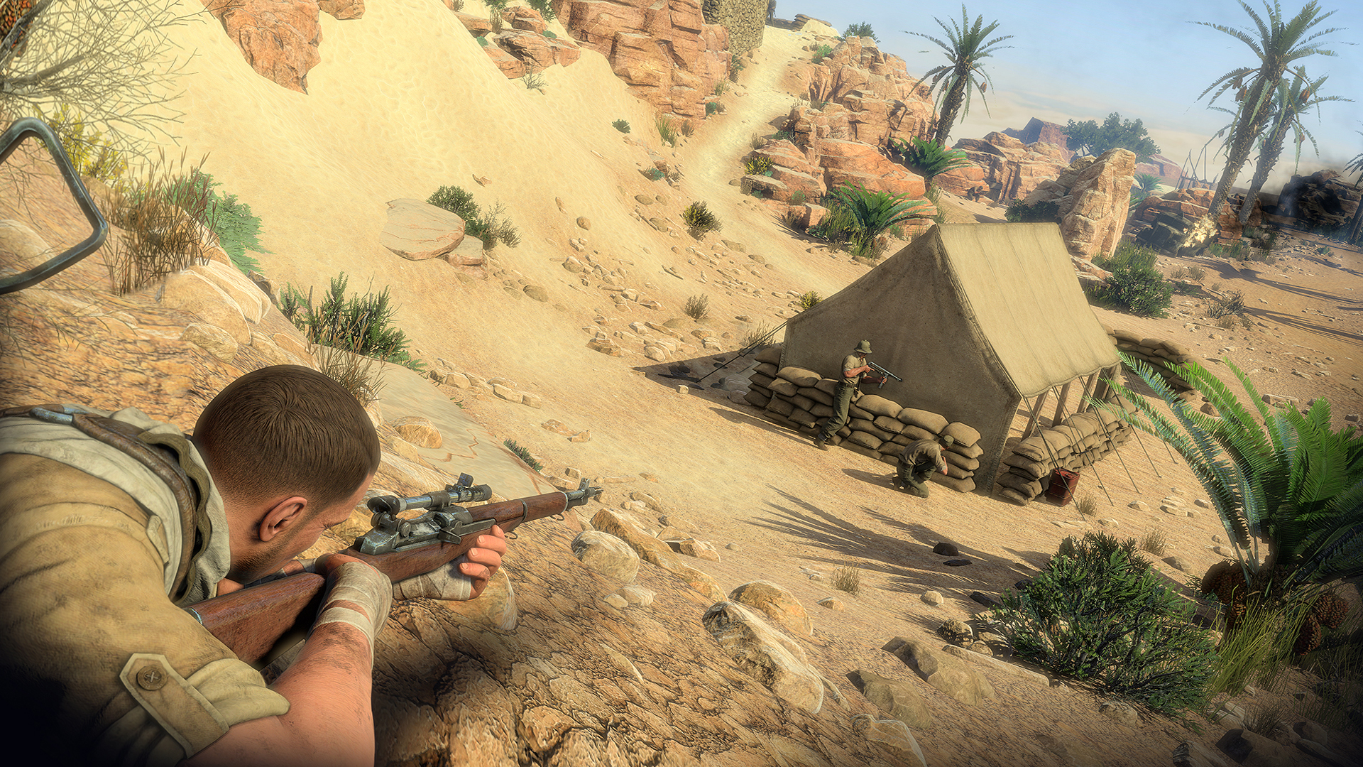 Sniper Elite 3 - z Evropy do Afriky 93220
