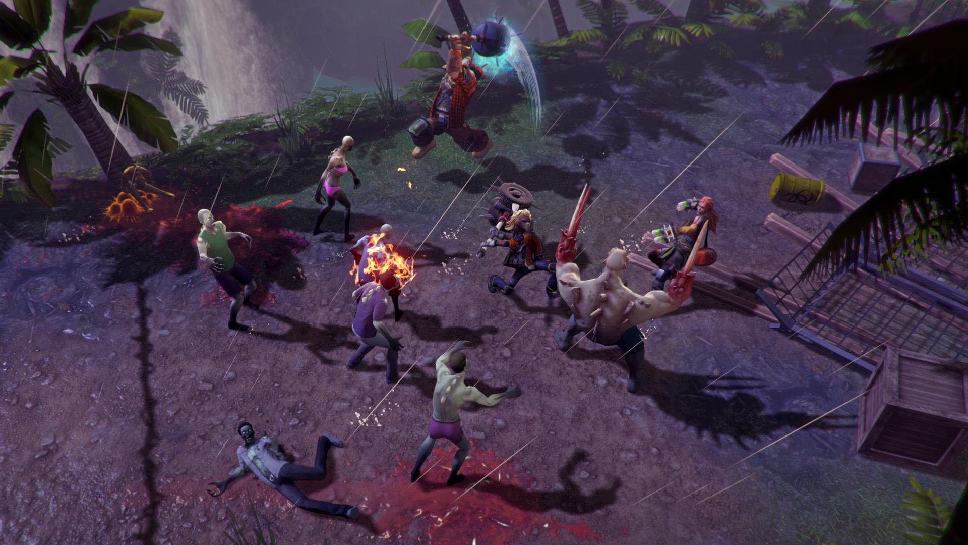 Dead Island: Epidemic vstupuje do uzavřené bety 93249
