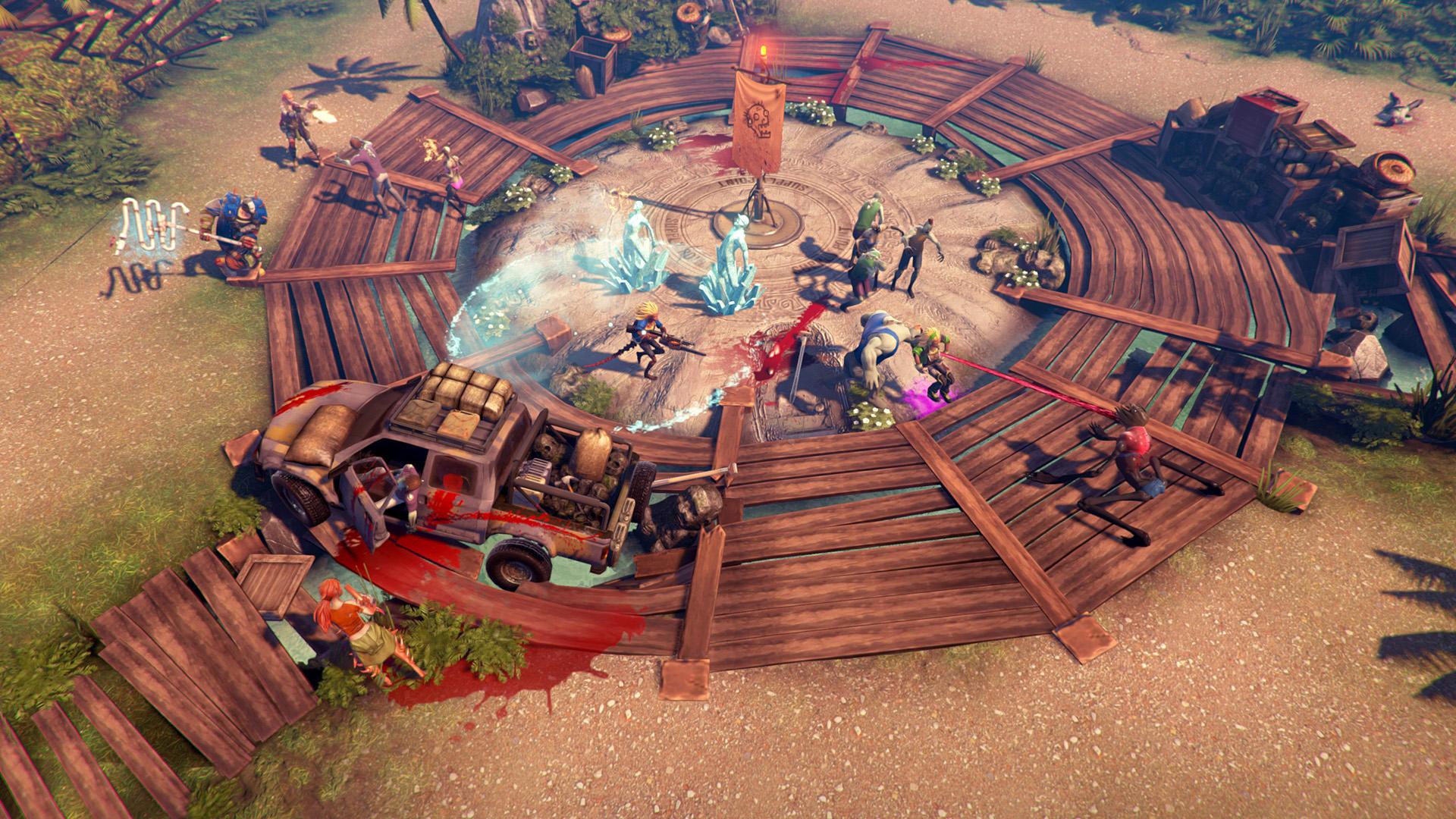 Dead Island: Epidemic vstupuje do uzavřené bety 93252
