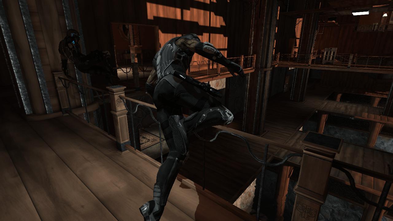 Vzniká fanoušky remake multiplayeru Splinter Cell: Pandora Tomorrow 93274