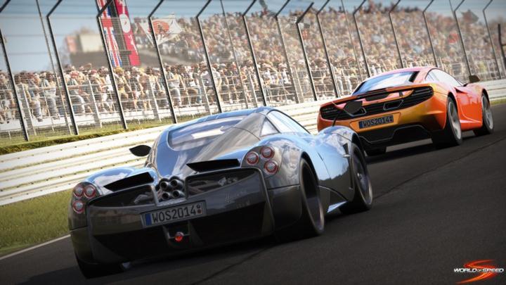 Slightly Mad Studios oznámilo online závody World of Speed 93286