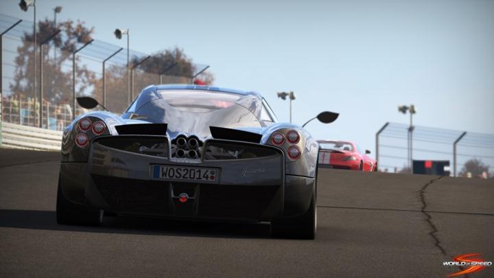 Slightly Mad Studios oznámilo online závody World of Speed 93287
