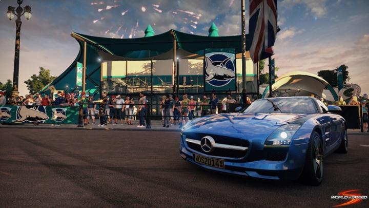 Slightly Mad Studios oznámilo online závody World of Speed 93290