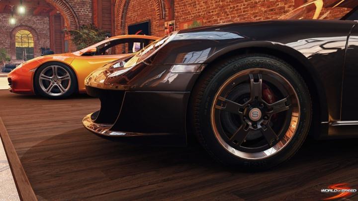 Slightly Mad Studios oznámilo online závody World of Speed 93291