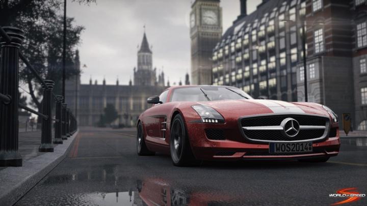 Slightly Mad Studios oznámilo online závody World of Speed 93294