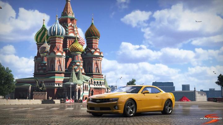 Slightly Mad Studios oznámilo online závody World of Speed 93295