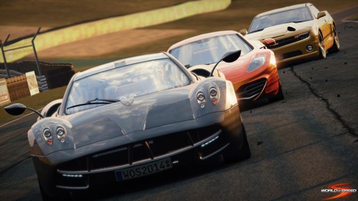 Slightly Mad Studios oznámilo online závody World of Speed 93299