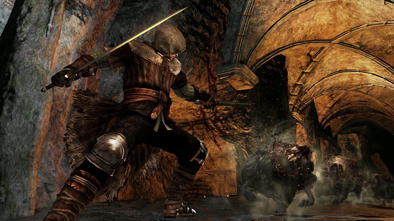 24 nových obrázků z Dark Souls 2 93365