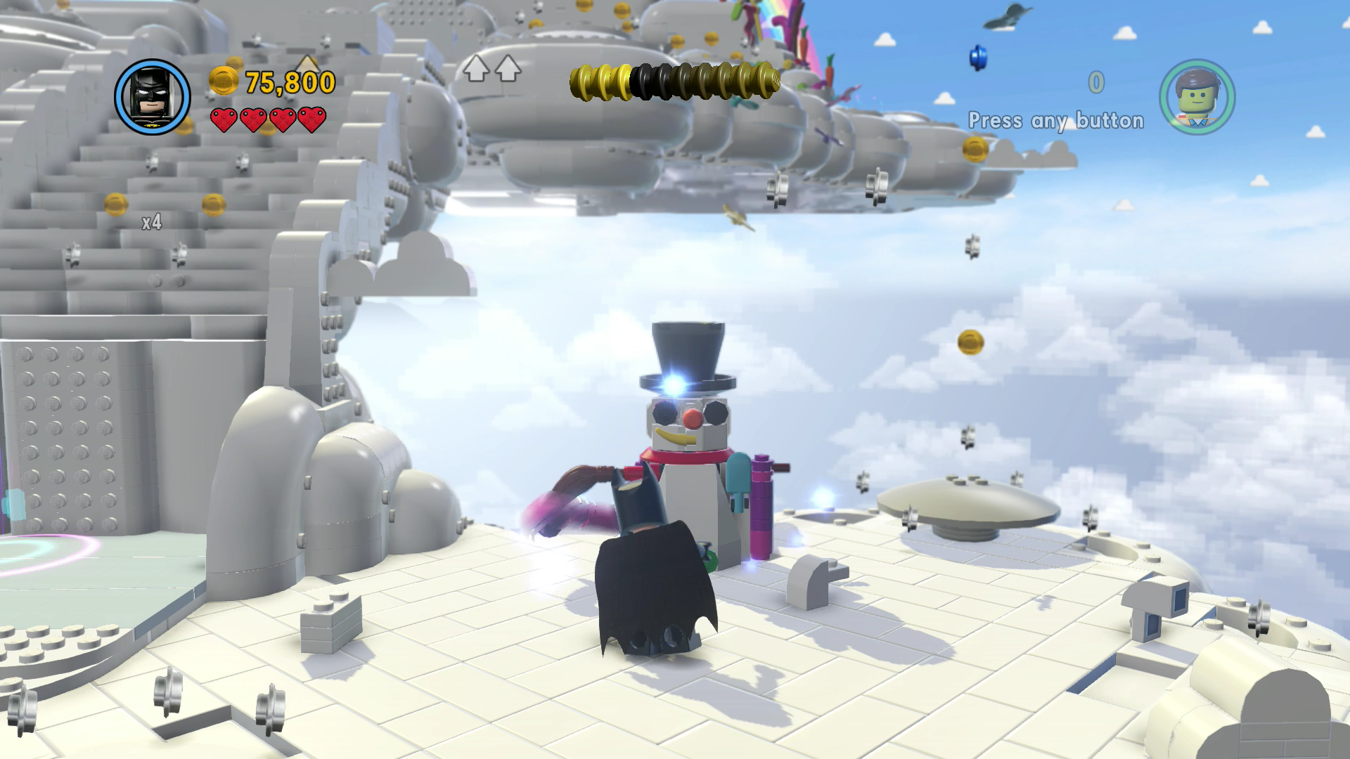 LEGO Movie Videogame 93449
