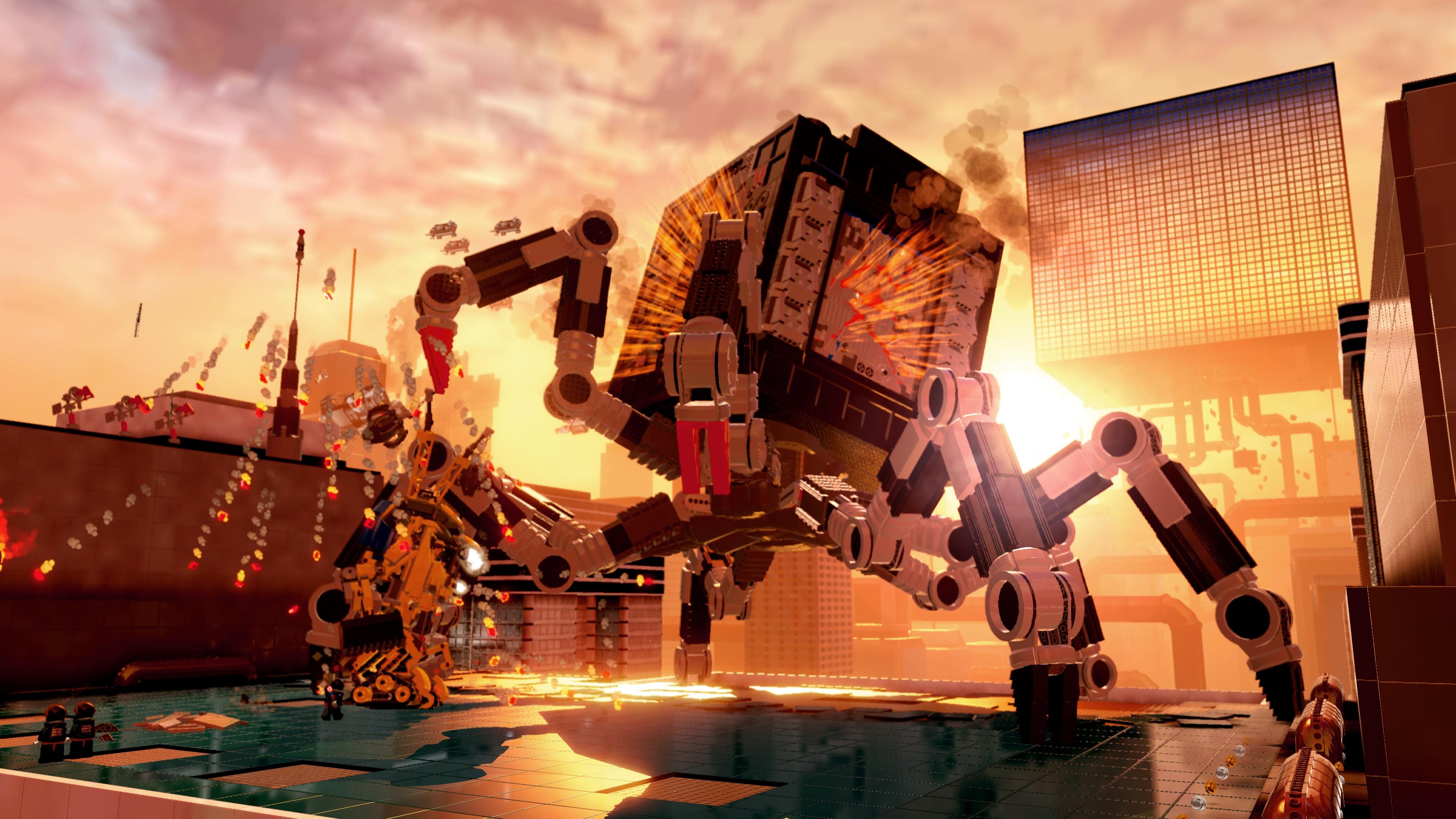 LEGO Movie Videogame 93454