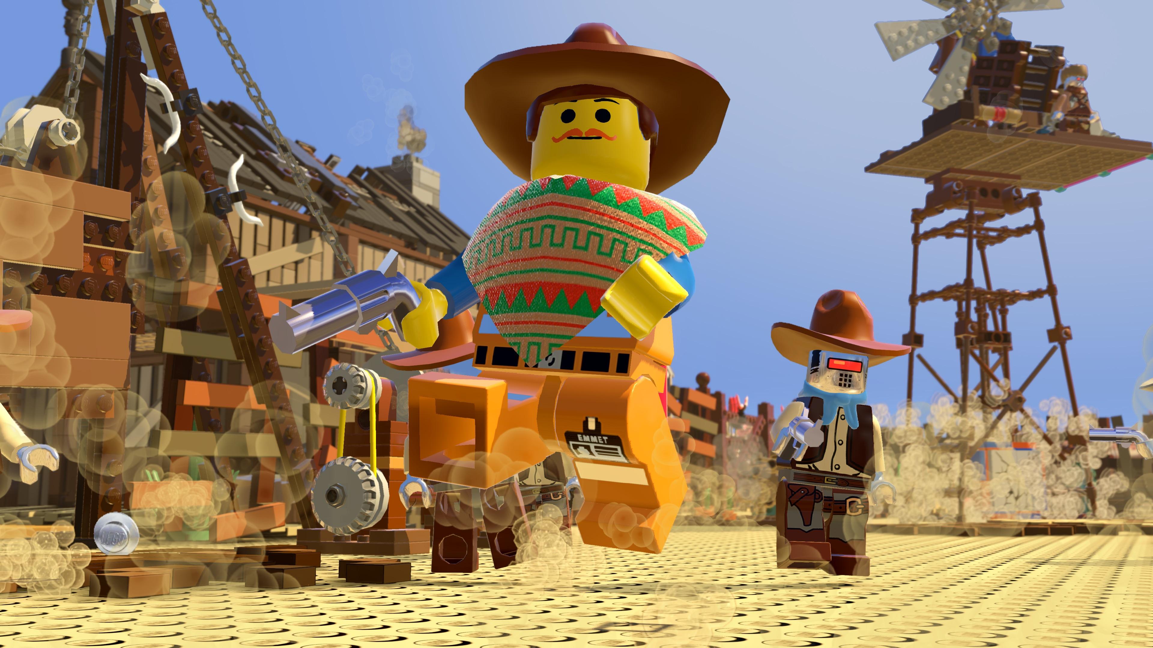 LEGO Movie Videogame 93459