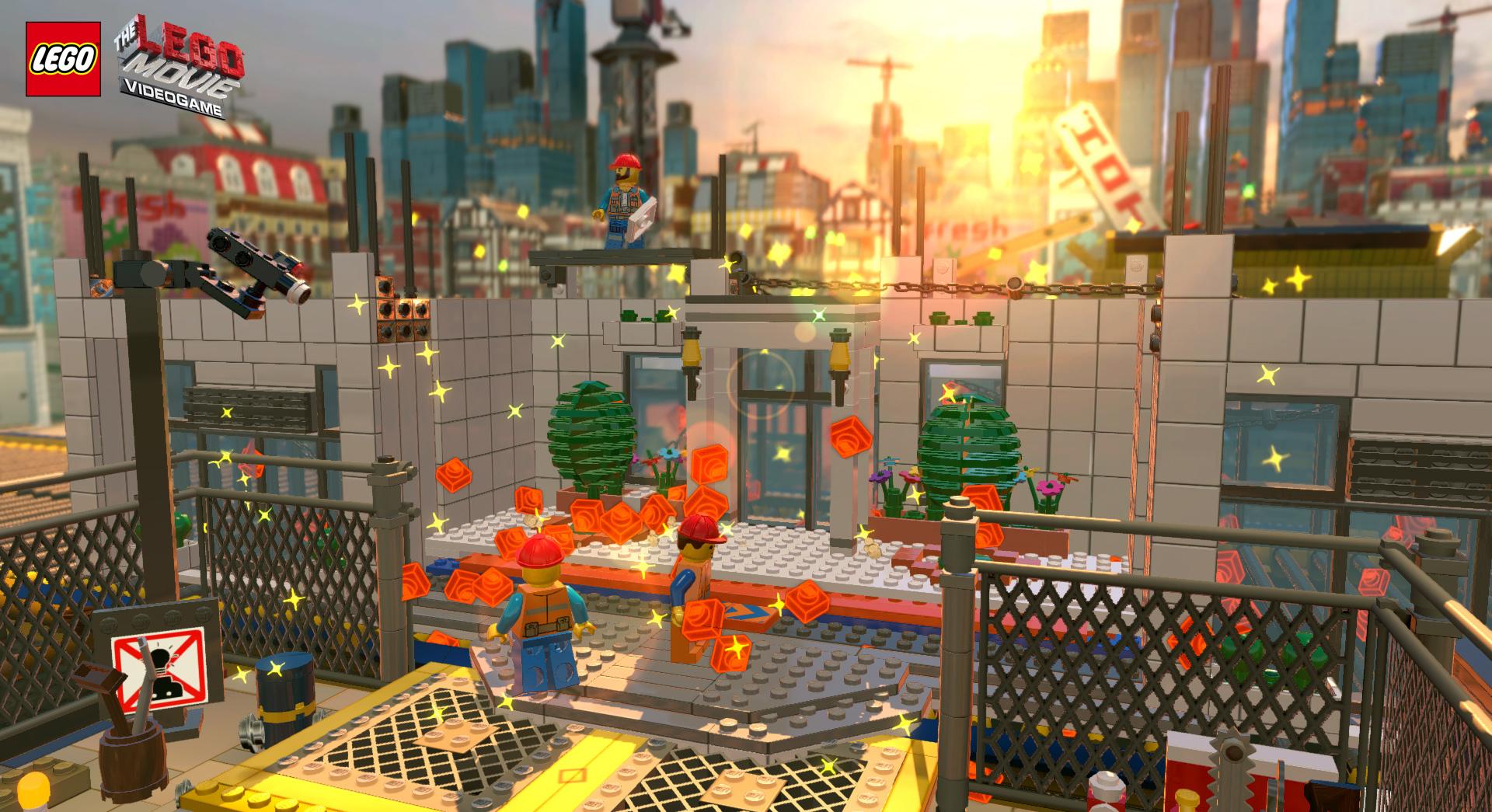LEGO Movie Videogame 93462