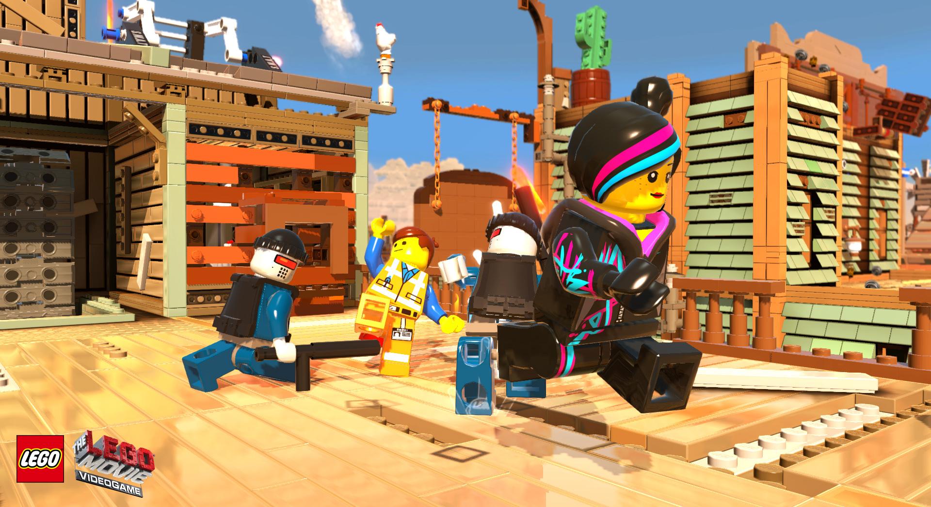 LEGO Movie Videogame 93463