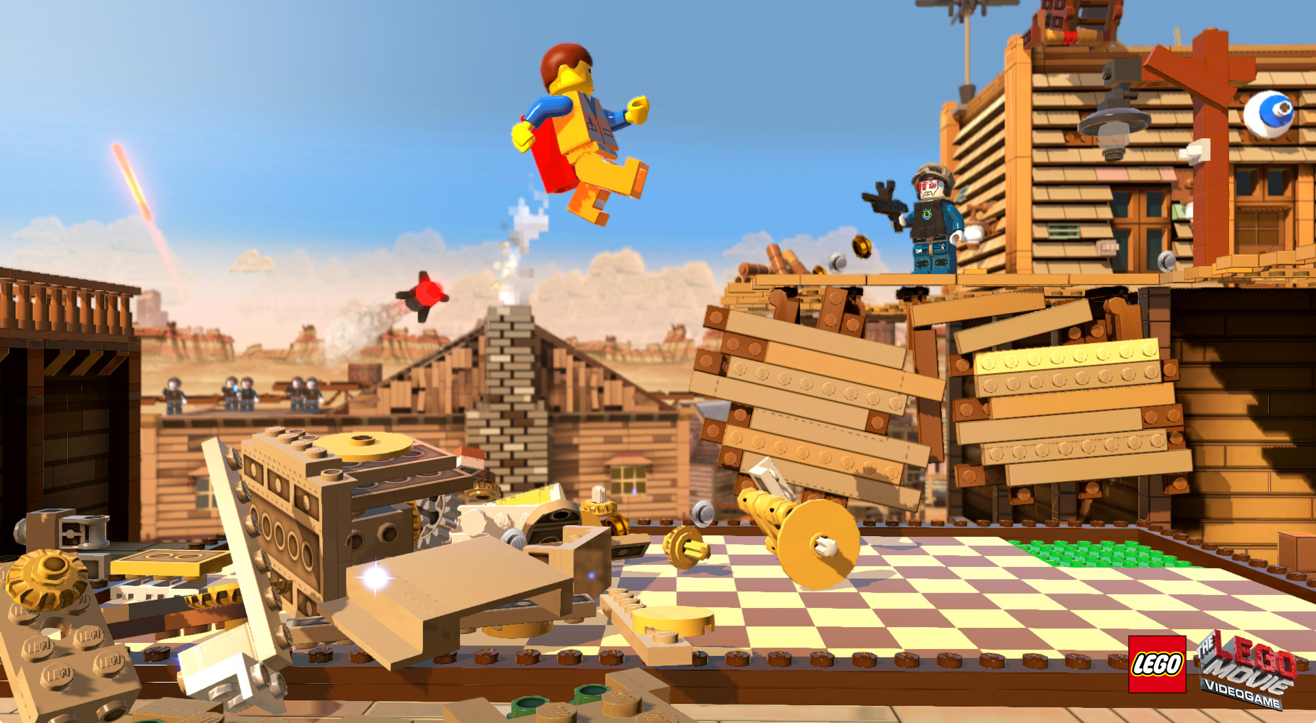 LEGO Movie Videogame 93465