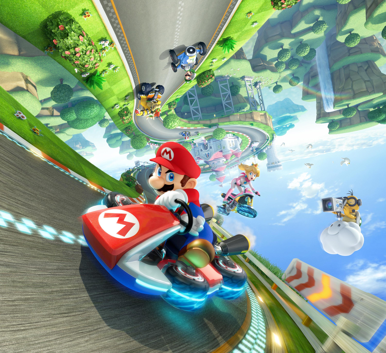 30. května přifrčí Mario Kart 8 93472