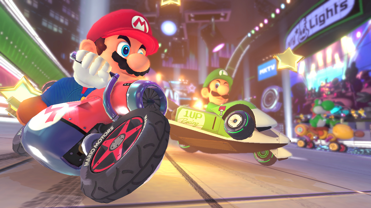 30. května přifrčí Mario Kart 8 93473