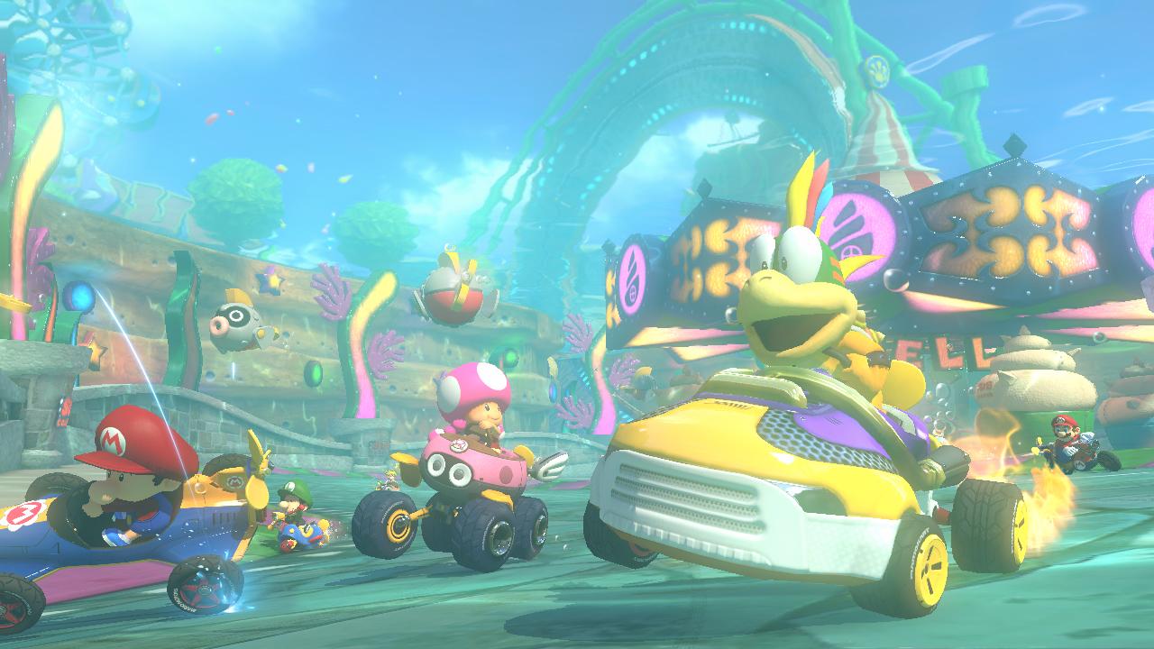 30. května přifrčí Mario Kart 8 93475