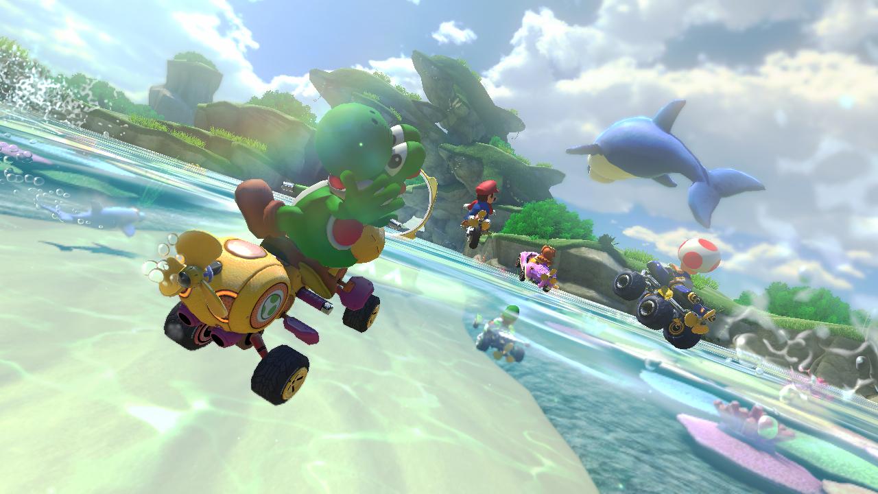 30. května přifrčí Mario Kart 8 93478