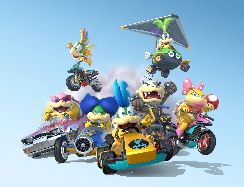 30. května přifrčí Mario Kart 8 93479
