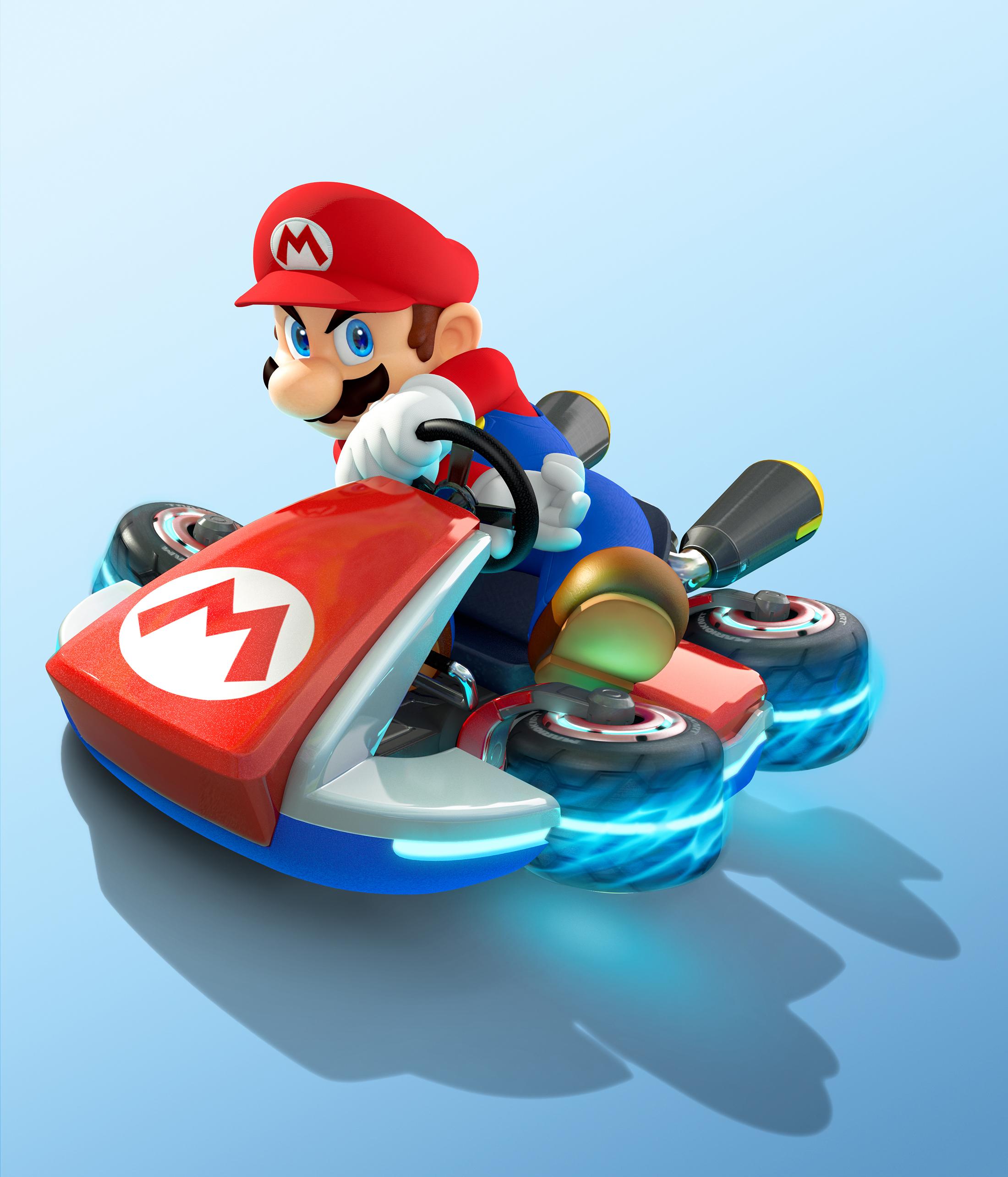30. května přifrčí Mario Kart 8 93480