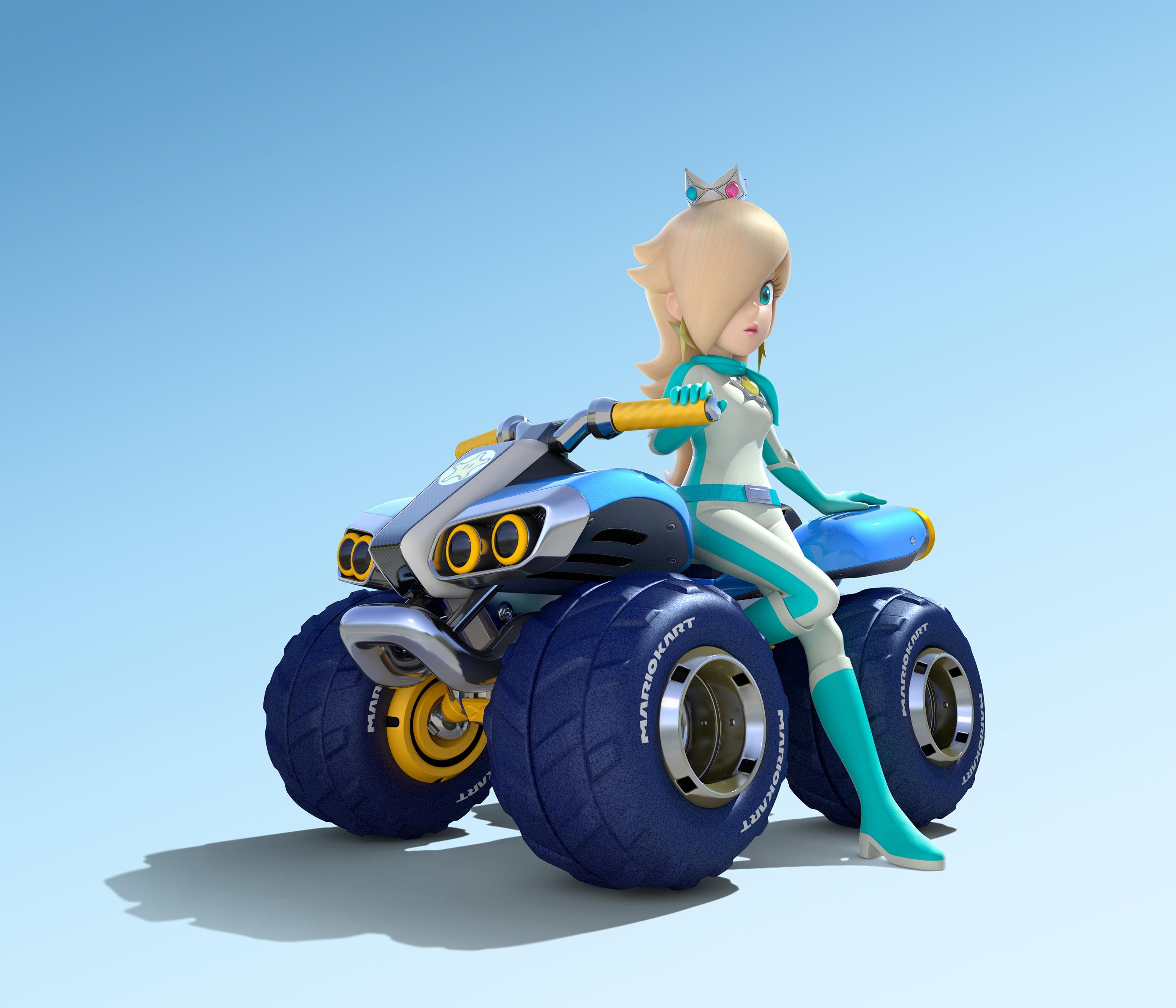 30. května přifrčí Mario Kart 8 93481