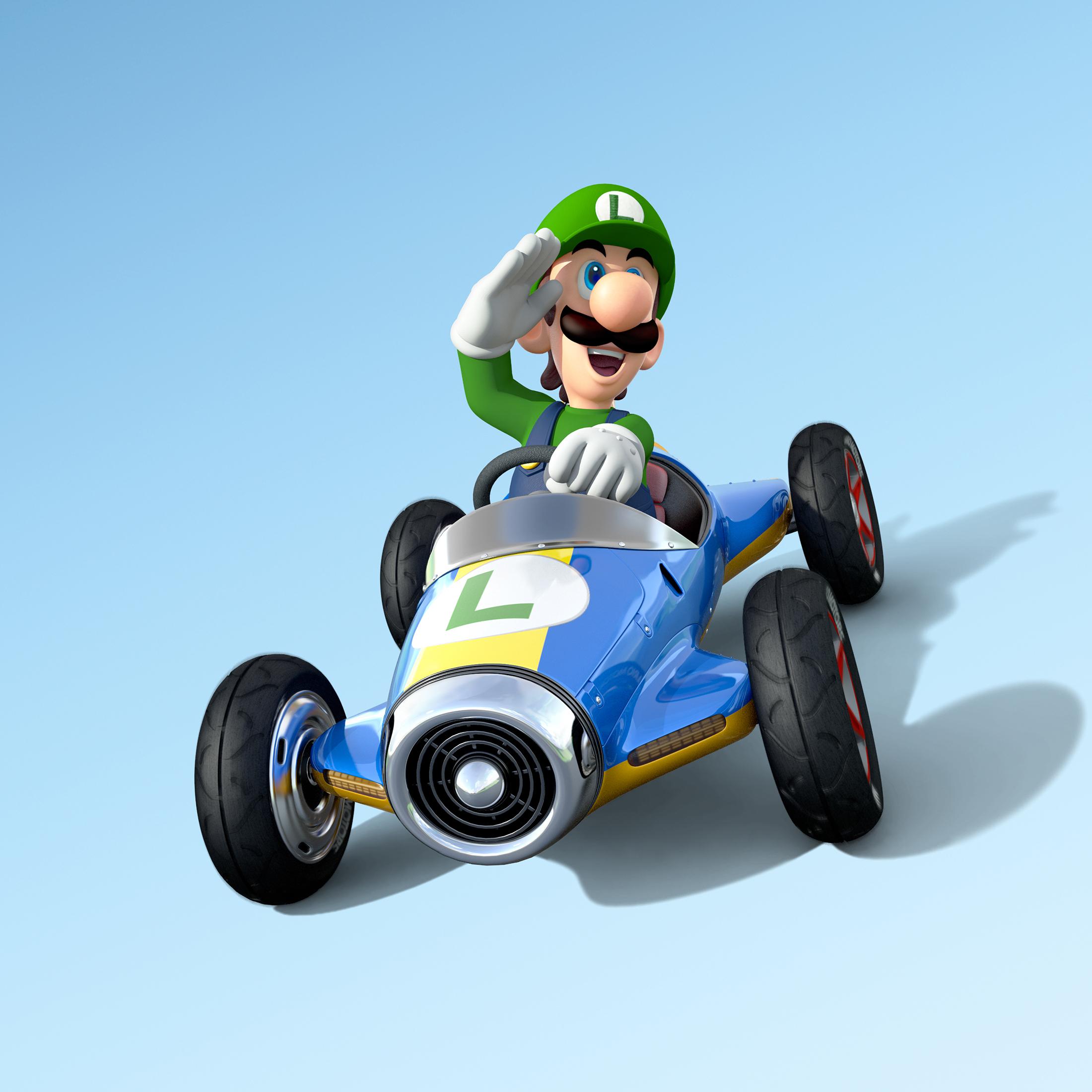30. května přifrčí Mario Kart 8 93482