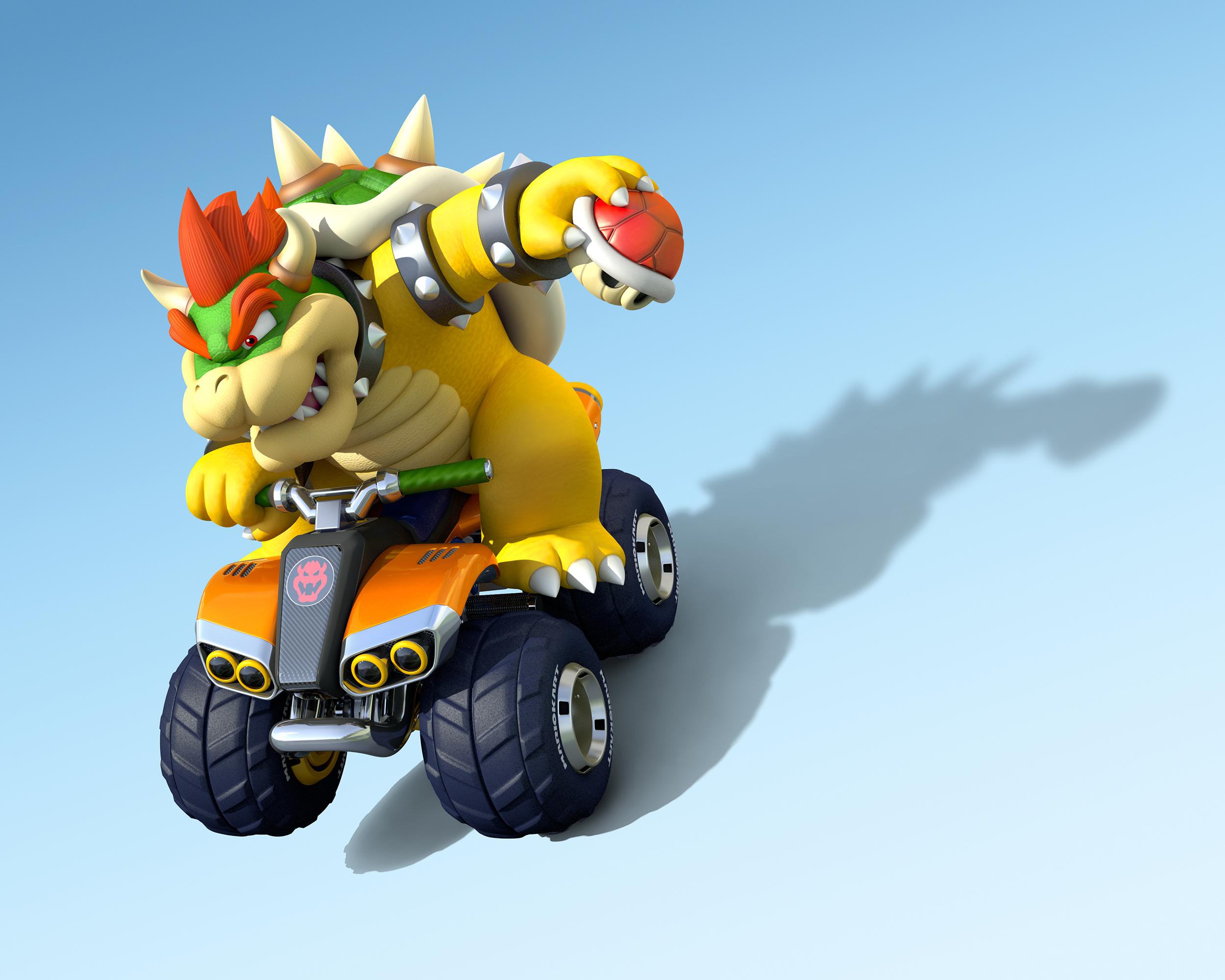 30. května přifrčí Mario Kart 8 93484