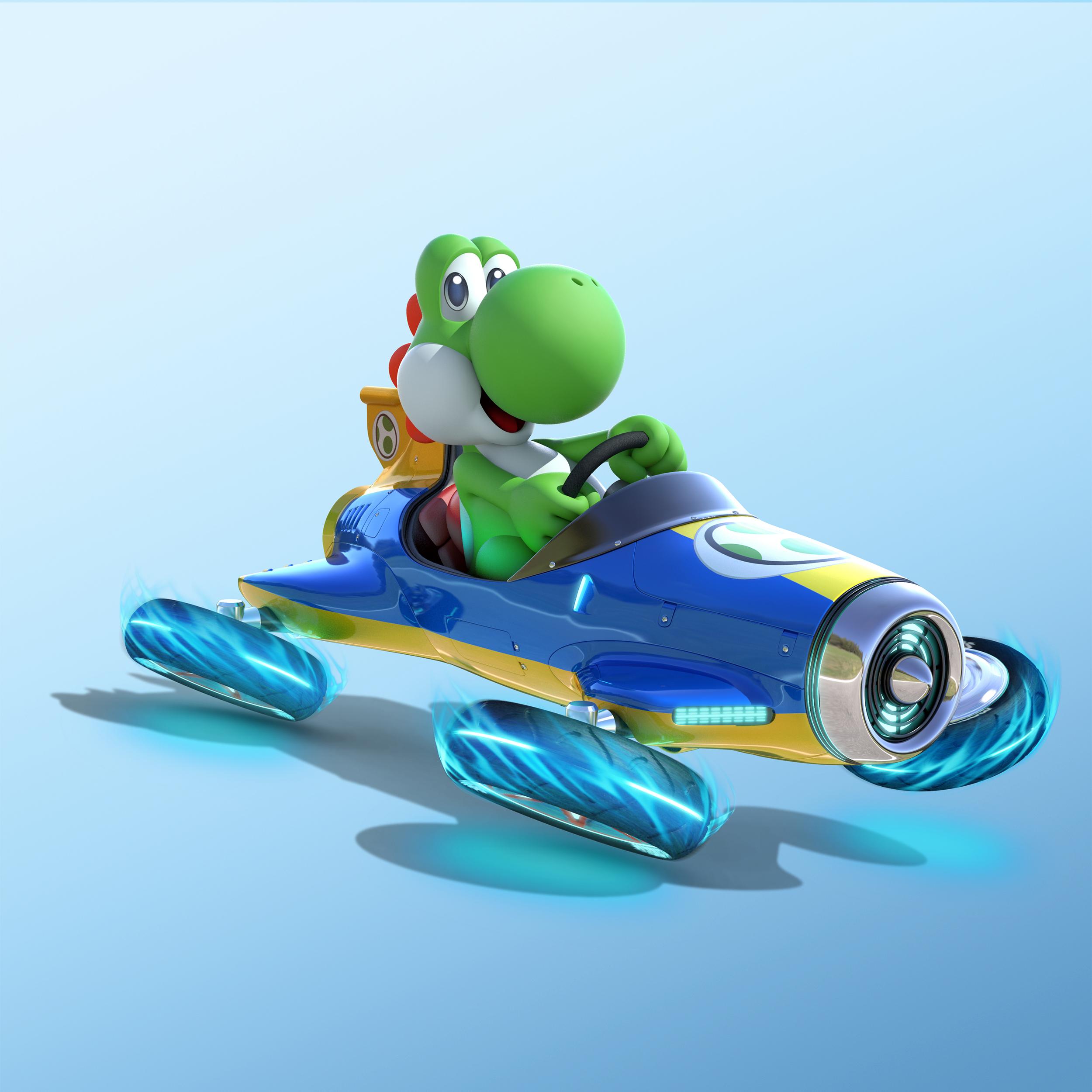 30. května přifrčí Mario Kart 8 93485