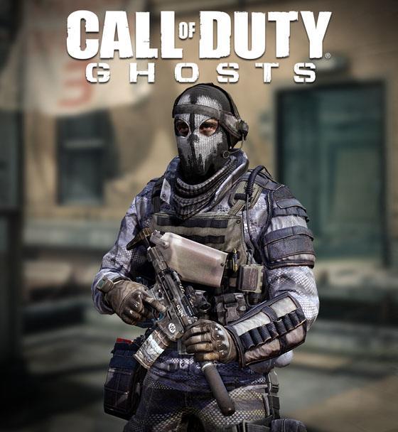 Zbytečná DLC pro Call of Duty: Ghosts 93497