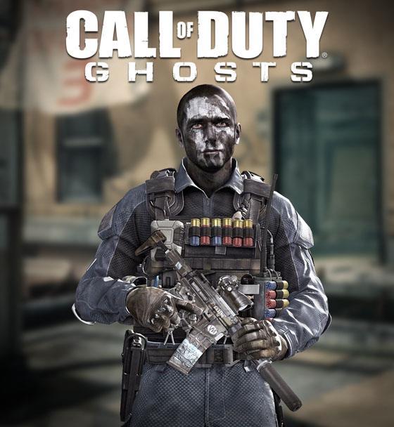 Zbytečná DLC pro Call of Duty: Ghosts 93498