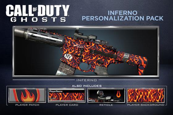 Zbytečná DLC pro Call of Duty: Ghosts 93499