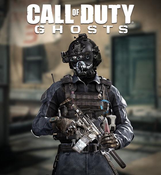 Zbytečná DLC pro Call of Duty: Ghosts 93500