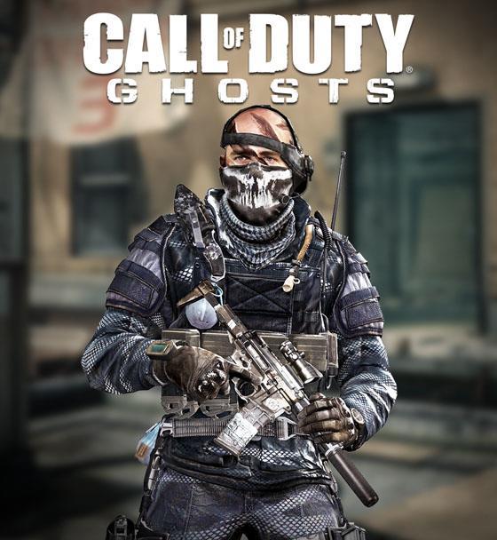 Zbytečná DLC pro Call of Duty: Ghosts 93501