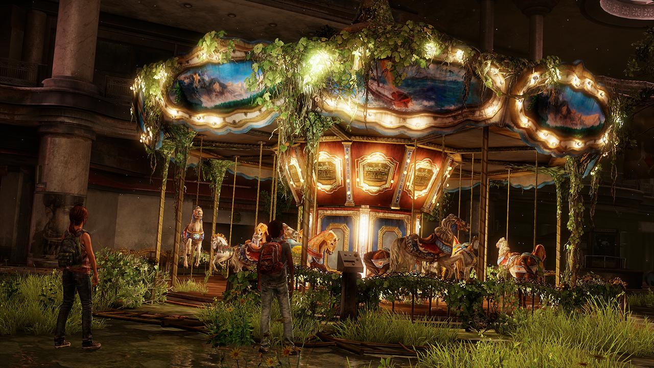 Průchod příběhovým rozšířením Last of Us 93531
