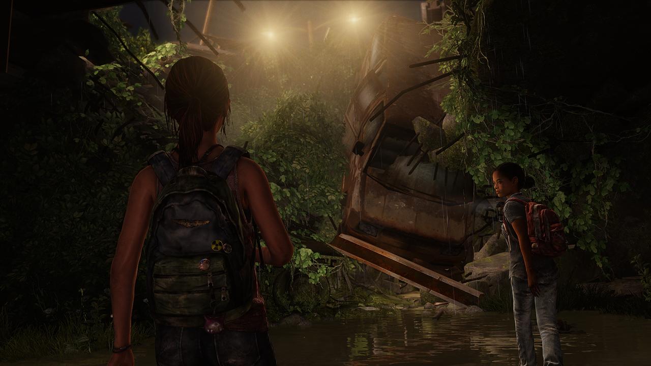 Průchod příběhovým rozšířením Last of Us 93533