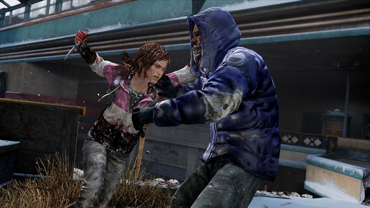 Průchod příběhovým rozšířením Last of Us 93534
