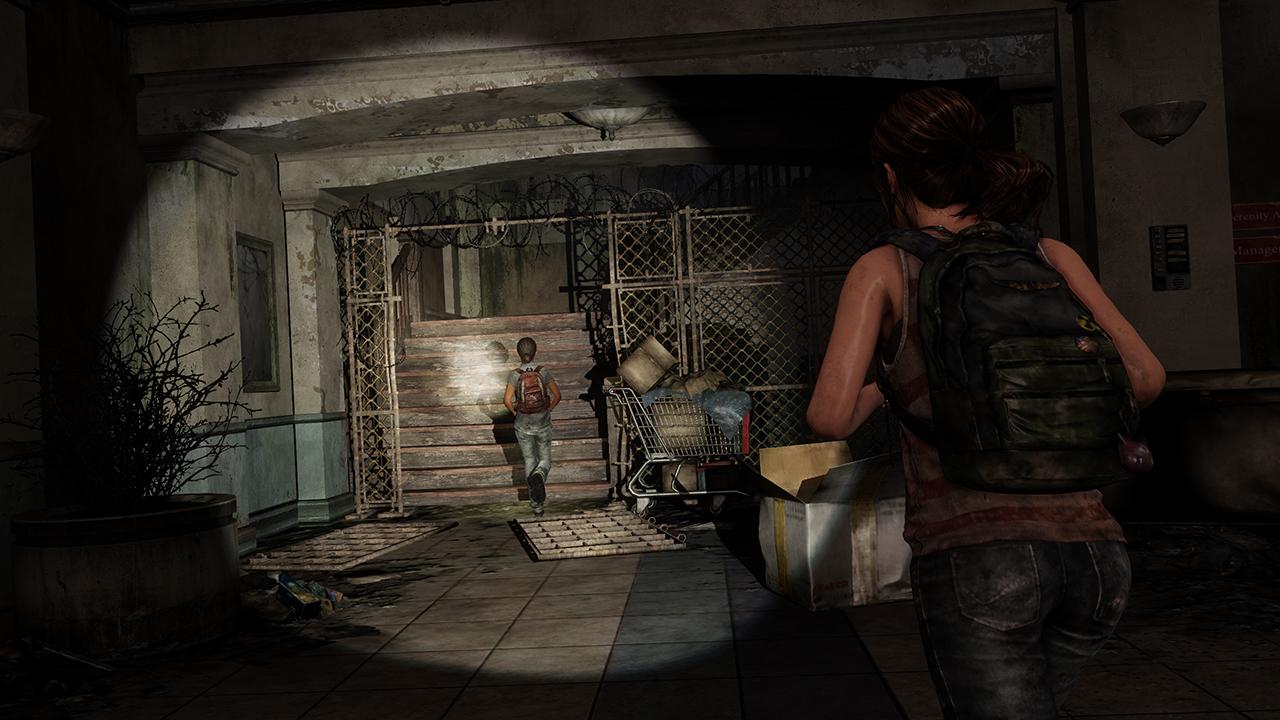 Průchod příběhovým rozšířením Last of Us 93537