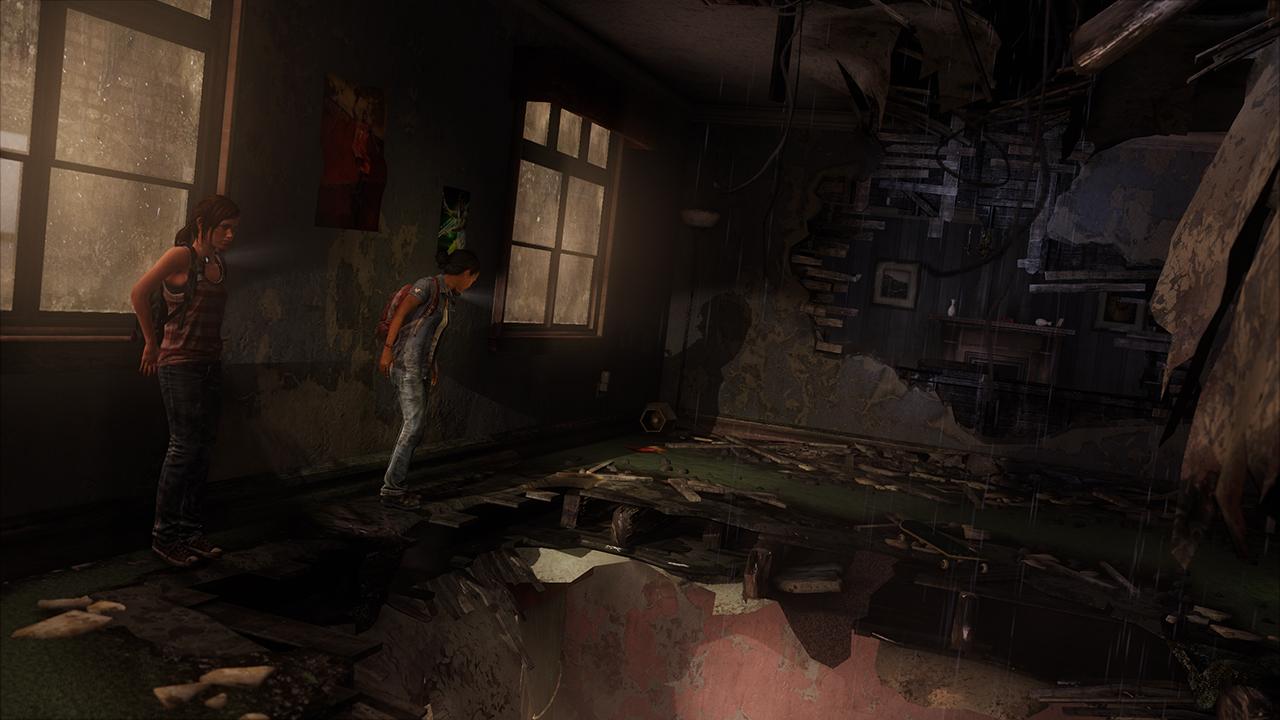 Průchod příběhovým rozšířením Last of Us 93539