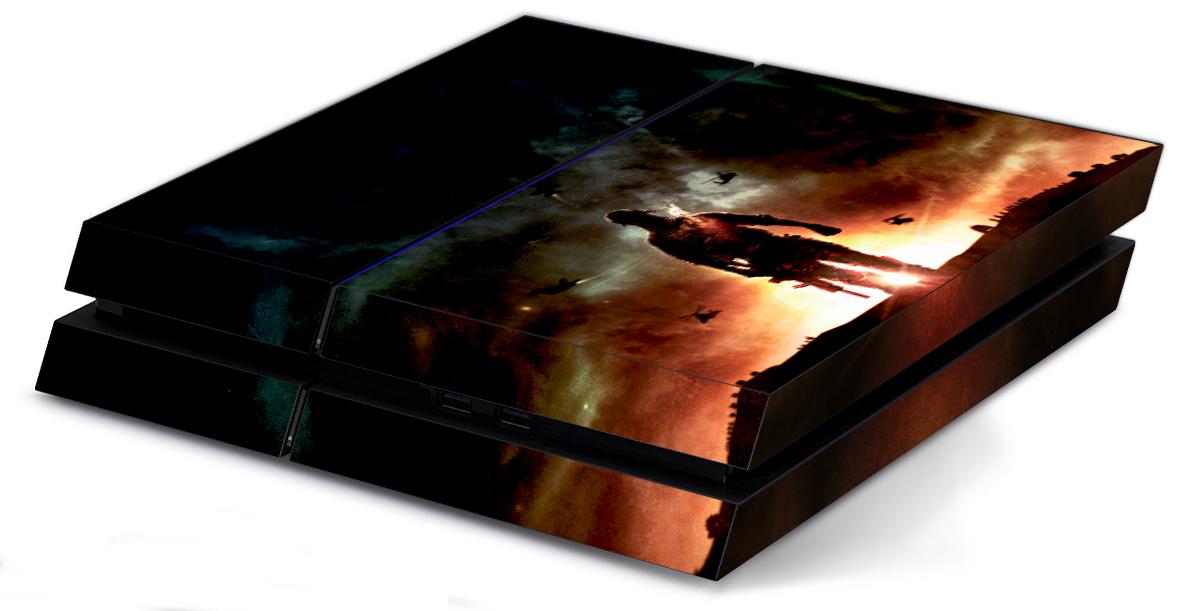 Nechte si vytvořit polep na PS4 nebo DualShock 4 93551
