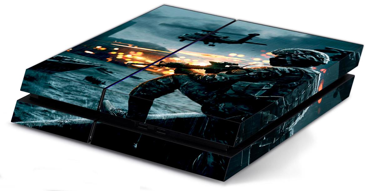 Nechte si vytvořit polep na PS4 nebo DualShock 4 93552