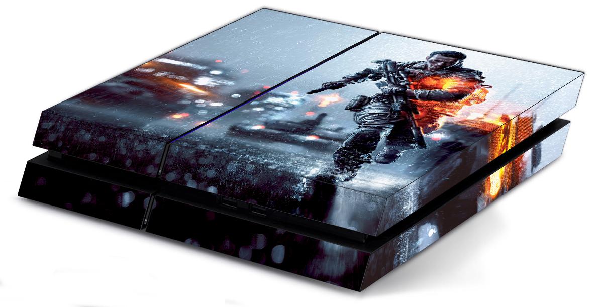 Nechte si vytvořit polep na PS4 nebo DualShock 4 93553