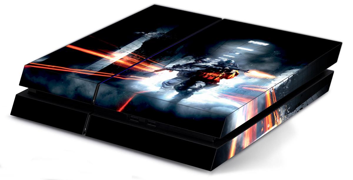 Nechte si vytvořit polep na PS4 nebo DualShock 4 93556