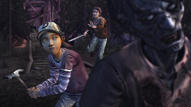 Obrázek z druhé řady druhé epizody Walking Dead 93592