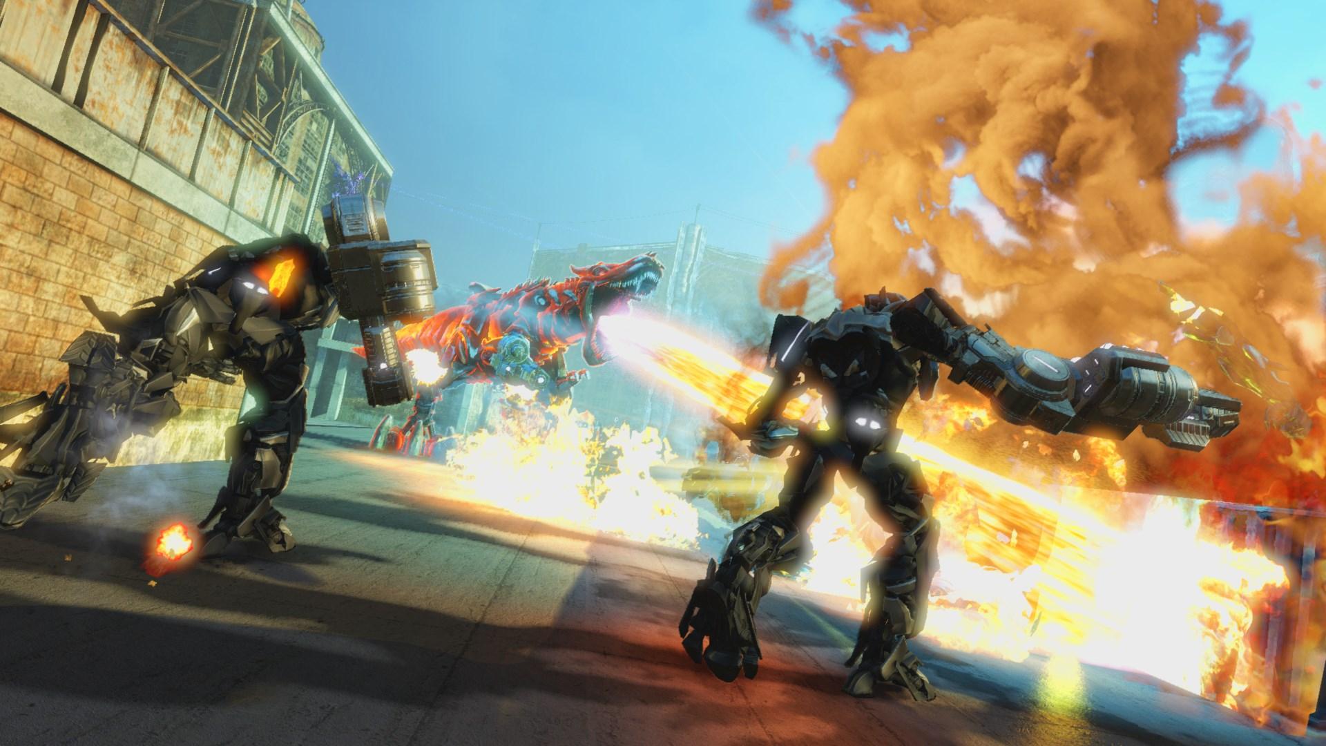 Prémiové obrázky z Transformers: Rise of the Dark Spark 93599