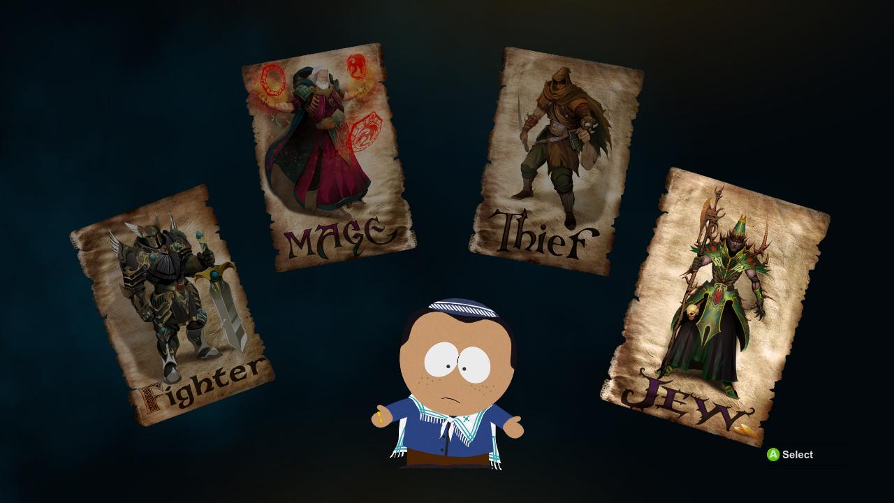 Ještě obrázky ze South Park: The Stick of Truth 93617